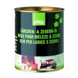 PNZ Olej na modřínové a cedrové dřevo přírodní 2,5 l