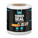 BISON RUBBER SEAL Textilní páska 10 cm x 10 m