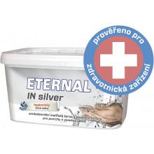 """ETERNAL IN SILVER antibakteriální malířská barva s obsahem stříbra """"8kg za cenu 4kg"""""""