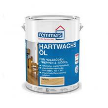 Tvrdý voskový olej Aidol Hartwachs-Öl 2.5L kaštan