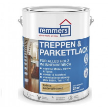 Remmers Treppen & Parkettlack 5 l hedvábně matný