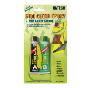 ALTECO F6100 CLEAR EPOXY 40 g