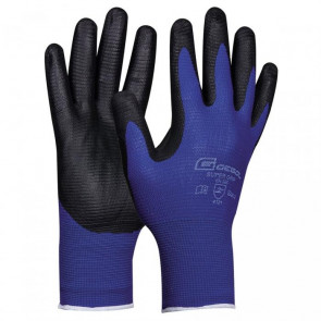 GEBOL 709286 pracovní rukavice Super Grip vel.10 latexový povlak