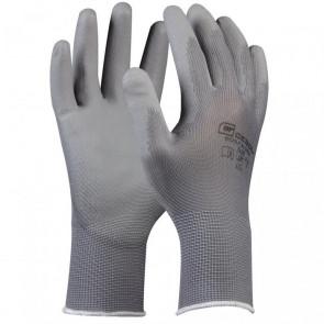 GEBOL 709244G pracovní rukavice Micro Flexi vel.10 šedé