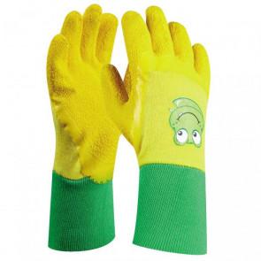 GEBOL 709700 dětské rukavice Froggy 4-6 let