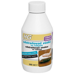 HG odstraňovač vosků na nábytek