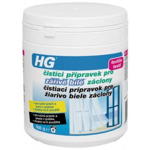 HG čistíci přípravek pro zářivě bílé záclony