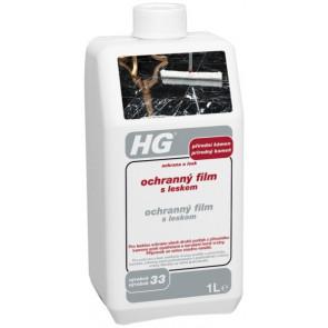 HG ochranný film s leskem pro přírodní kámen (ochrana a lesk) (HG výrobek 33)