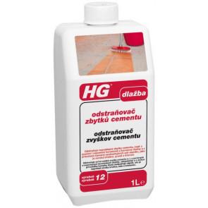 HG odstraňovač zbytků cementu (HG výrobek 12)