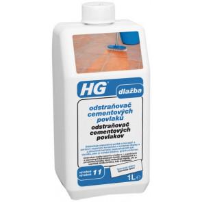 HG odstraňovač cementových povlaků (HG výrobek 11)
