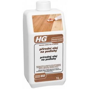 HG přírodní olej na podlahy (skvrnám odolný olej na podlahy) (HG výrobok 60)
