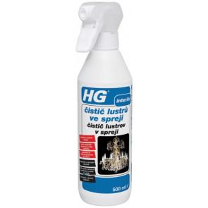 HG čistič lustrů ve spreji
