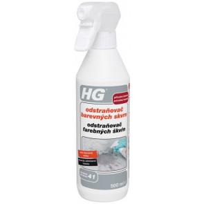 HG odstraňovač barevných skvrn z přírodního kamene (HG výrobek 41)