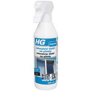 HG intenzivní čistič na plasty