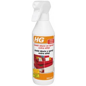 HG extra silný čistič skvrn ve spreji