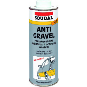 Antigravel aerosol šedý 500ml