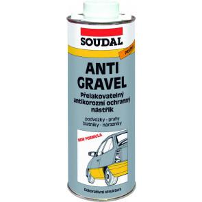 Antigravel aerosol černý 500ml