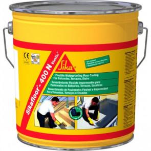 Sikafloor-400 N+ 6kg RAL 7032 PU nátěr pro exteriér
