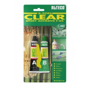 ALTECO 3-TON CLEAR 20 g