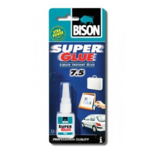 BISON Super Glue Profi 7,5 g