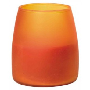 Spaas sklo SG 82x90 Oranžová svíčka