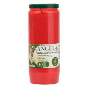 Angela kompozitní 220g 92h. červená