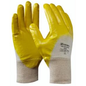 GEBOL 709514 pracovní rukavice vel.11 Nitril žlutá