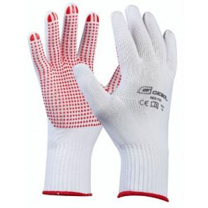 GEBOL 709253 úpletové rukavice s nopy vel.10 SB