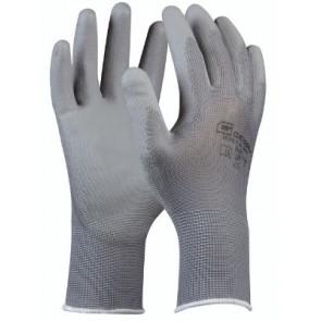 GEBOL 709242G pracovní rukavice Micro Flexi vel.8 šedé