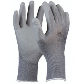 GEBOL 709243G pracovní rukavice Micro Flexi vel.9 šedé