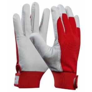 GEBOL 703431 pracovní rukavice Uni Fit vel.8 Comfort žluté