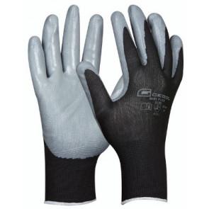 GEBOL 709264 pracovní rukavice Midi Fl.vel.10 na práci s těkutinami-vodotěsné