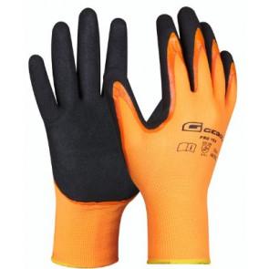 GEBOL 709542 pracovní rukavice Pro Tex vel.10 oranžové SB