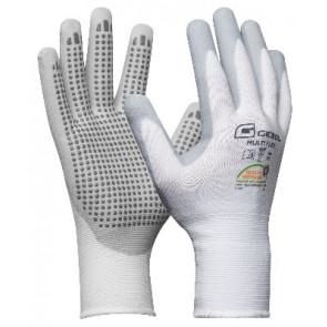 GEBOL 709276W pracovní rukavice vel.8 Multifunkční Eco bílá