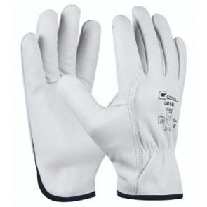 GEBOL 709214 pracovní rukavice Driver vel.9 hovězí kůže