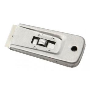 GEBOL 553328 profi škrabka 50mm, šlechtěná ocel 3 náhradní čepelky