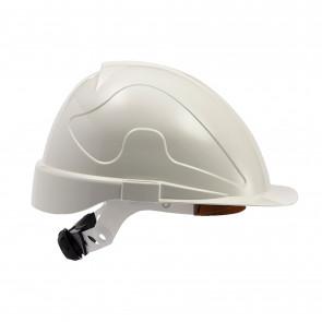 GEBOL 704002 ochranná helma bílá Modell Bau