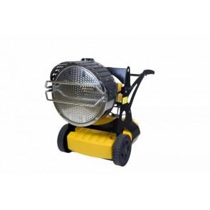 MASTER XL 9 SR naftové infračervené topidlo