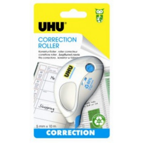 UHU CORRECTION Roller Compact 10 m