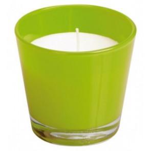 Spaas Sklo 90x80 světle zelená svíčka