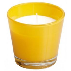 Spaas Sklo 90x80 oranžová svíčka