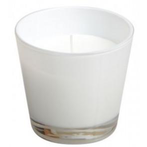 Spaas Sklo 90x80 bílá svíčka