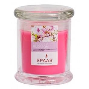 Spaas Sklo 78x93 Magnolia Blossom s víčkem vonná svíčka