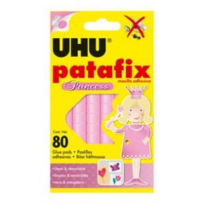 UHU patafix Princess 80 ks