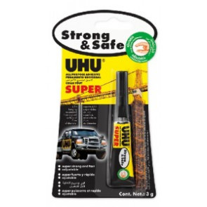 UHU ALLESKLEBER SUPER Strong + Safe 3g