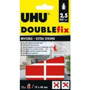 UHU FIX transparentní páska|dílky