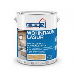 Remmers Wohnraum-Lasur (Dekorační vosk) 2,5 L Birke