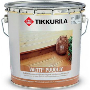 VALTTI WOOD OIL 9 L