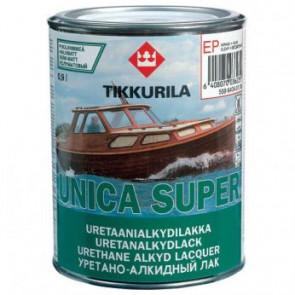 UNICA SUPER LACQUER SEMI MATT 0,9 L