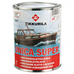 UNICA SUPER LACQUER SEMI GLOSS 0,9 L